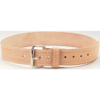 CLC Work Gear E4521 Embossed Leather Work Belt
