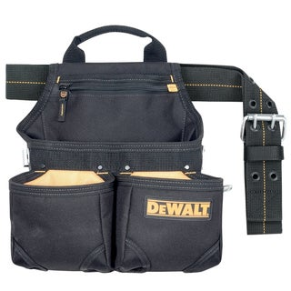 CLC Work Gear DG5663 6 Pocket Framers Nail & Tool Bag