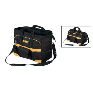 "CLC Work Gear DG5543 16"" Tradesman's Closed-Top Tool Bag"