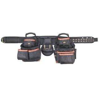 CLC Work Gear 51452 27 Pocket 4 Piece Pro Framer's Combo System Tool Belt