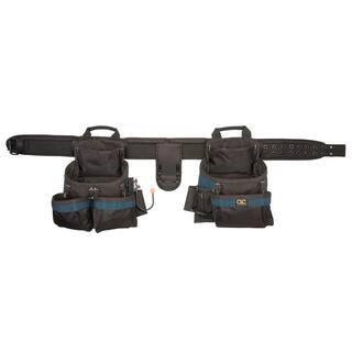 CLC Work Gear 2602 17 Pocket 4 Piece Framers Ballistic Combo Tool Belt|https://ak1.ostkcdn.com/images/products/11631436/P18565652.jpg?impolicy=medium