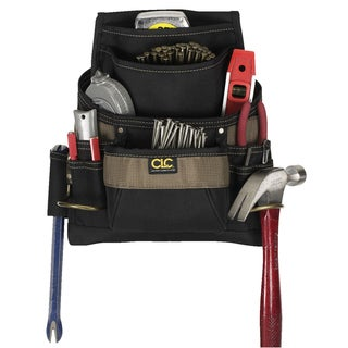 CLC Work Gear 1620 11 Pocket Nail & Tool Bag