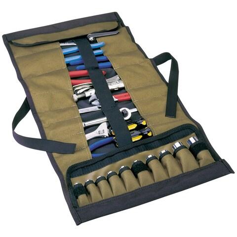 CLC Work Gear 1173 32 Pocket Socket & Tool Roll Pouch