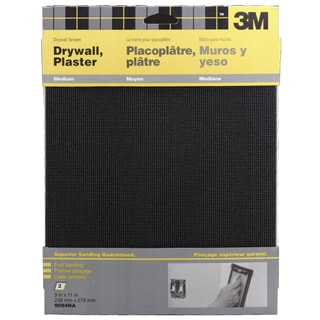 3M 9094NA Drywall & Plaster Sanding Screens