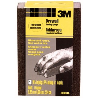 3M 9093DC-NA Drywall & Plaster Sanding Sponge