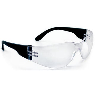 SAS Safety Corporation 5340-50 Clear Clamshell NSX Safety Eyewear