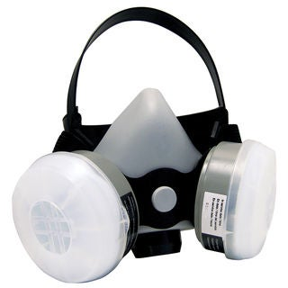 SAS Safety Corporation 3771-50 Large Multi-Use Dual Cartridge Respirator