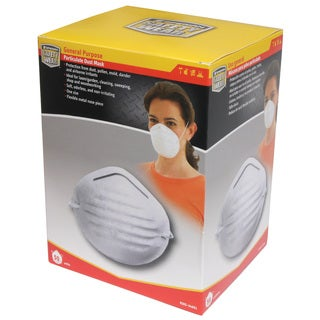 Sperian Safety Wear RWS-54001 Dust & Nuisance Particulate Mask 50-count