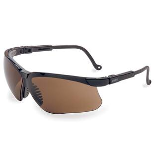 Honeywell RWS-51024 Genesis Brown Lens Safety Eyewear|https://ak1.ostkcdn.com/images/products/11631539/P18565743.jpg?impolicy=medium