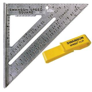 Swanson S0101C Value Pack Speed Square