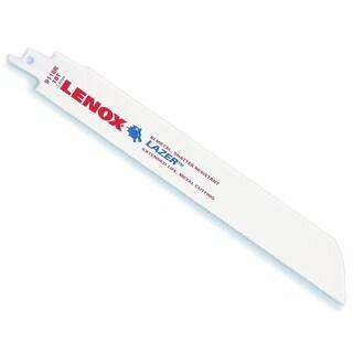 """Lenox 24907T9118R 9"""" 18 TPI Bi Metal Reciprocating Saw Blades 2-count"""