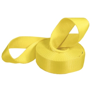 Keeper 02922 2-inch X 20' Yellow Vehicle Recovery Tow Strap