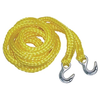 Keeper 02855 13' Yellow Emergency Tow Ropes