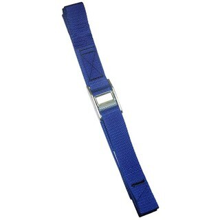 CLC Work Gear WS10 10-inch Blue Strap-It Tie-Down Straps