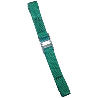 CLC Work Gear WS06 6' Green Strap-It Tie-Down Straps