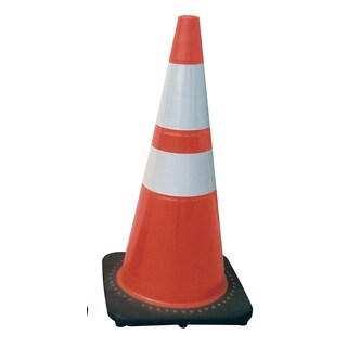 SAS Safety Corporation 7501-28 28-inch Red-Orange Safety Cone