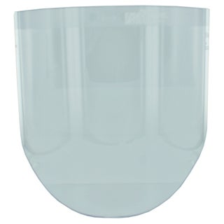 3M 90030-80000T Clear Replacement Polycarbonate Faceshield Window