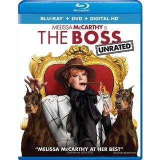 The Boss (Blu-ray/DVD)