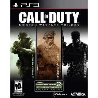 Call of Duty Modern Warfare Trilogy-For PS3