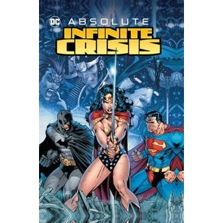 Absolute Infinite Crisis (Hardcover)