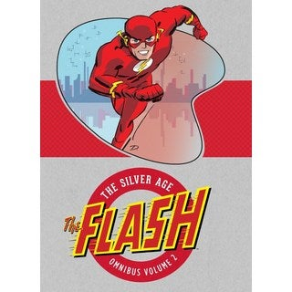 The Flash the Silver Age Omnibus 2 (Hardcover)