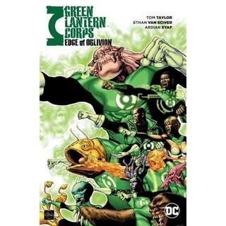 Green Lantern Corps 1: Edge of Oblivion (Paperback)