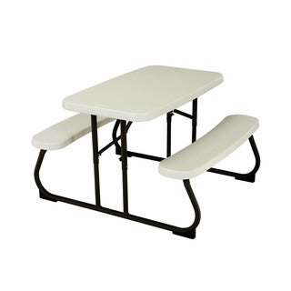 Lifetime Children's Beige Picnic Table