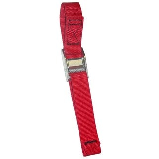 CLC Work Gear WS02 2' Red Strap-It Tie-Down Straps