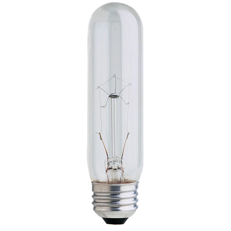 FEIT Electric BP40T10 40 Watt Clear T10 Long Life Tubular...