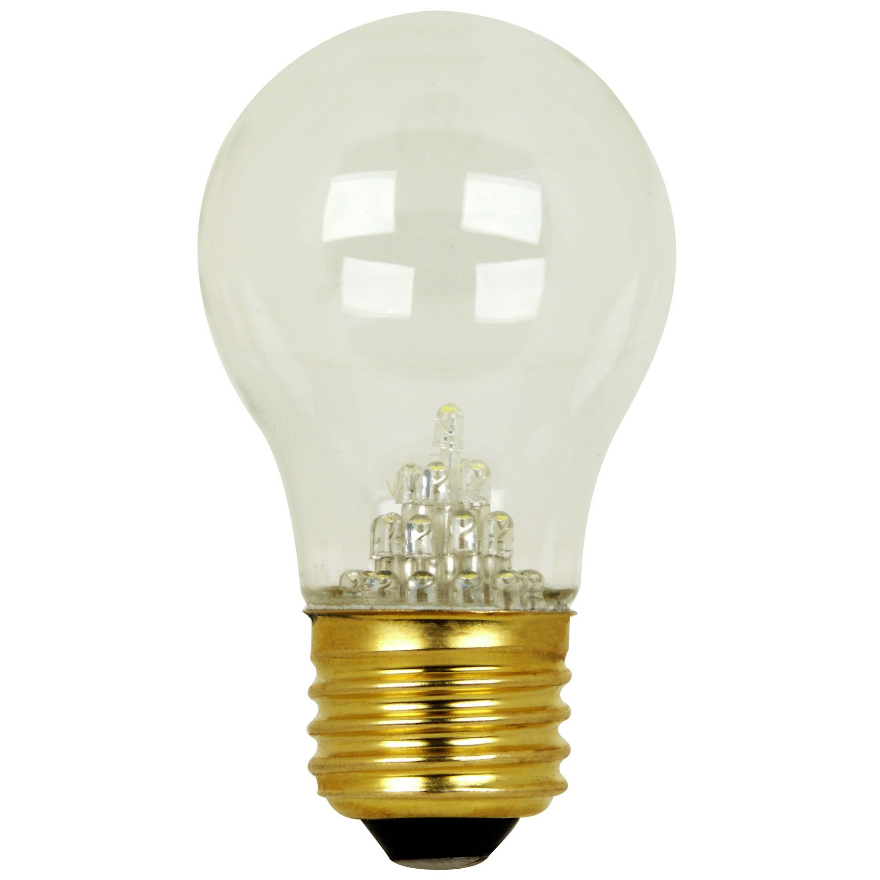Clear Feit Electric BPA15//CL//LED//RP Accent LED A15 Bulb