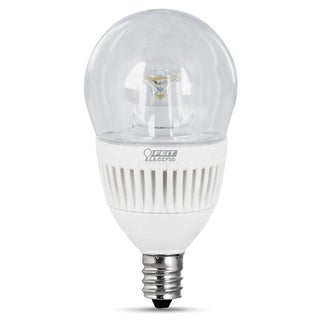 Feit Electric BPA15CCLDM500LE 60 Watt Replacement Dimmable LED Bulb
