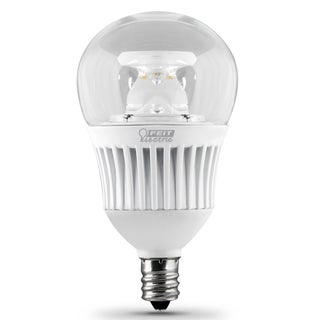 Feit Electric BPA15CLDM500LED 60 Watt Replacement Dimmable LED Bulb