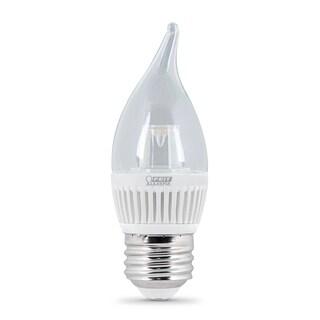 Feit Electric BPEFCDM160LED2 3 Watt Dimmable Chandelier LED Light Pack 2-count