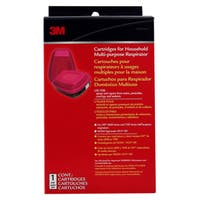3M 60921HB1-A Replacement Cartridge For Household Multipurpose Respirator