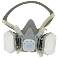 3M 53P71PC1-B Paint Spray & Pesticide Respirator