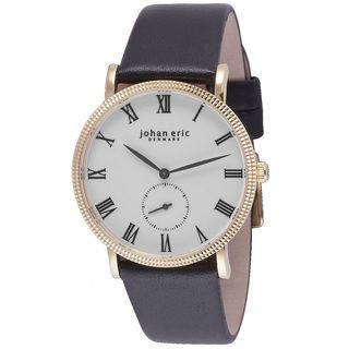 Johan Eric Men's Holstebro JE-H1000-09-001 Leather Blackwatch