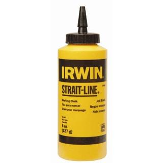 Irwin Strait Line 64908 8 Oz Black Chalk Refills