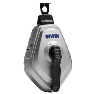 Irwin 1932877 100' Aluminum STRAIT-LINE MACH6 Chalk Reel