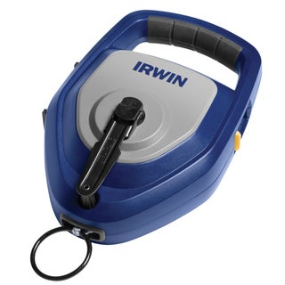 Irwin 1932879 150' Steel Handled STRAIT-LINE LayoutPro XL Chalk Reel
