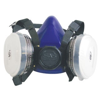 SAS Safety Corporation 8671-93 R95 Large Bandit Disposable Dual Cartridge Respirator