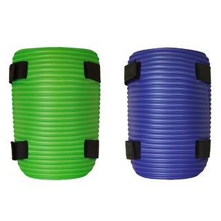 Tommyco 50508 Lightweight Ribbed Foam Kneepad Assorted Colors