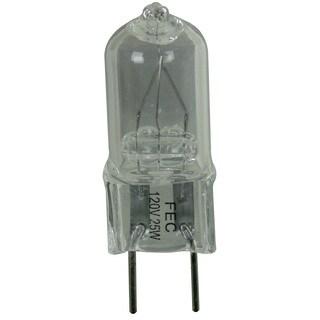 Feit Electric BPQ25/G8 25 Watt Halogen Clear G8 Base 120 Volt Bulb