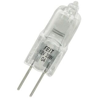 Feit Electric BPQ20T3 20 Watt Halogen Quartz T3 Bi Pin Light Bulb
