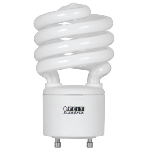 Feit Electric BPESL23TM/GU24 23W Compact Fluorescent Light Bulb W/GU24 Twist Lock Base