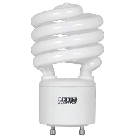 Feit Electric BPESL23TM/GU24 23W Compact Fluorescent Light Bulb W/GU24 Twist Lock Base