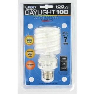 Feit Electric BPESL23TM/D 23 Watt Daylight 100 CFL Spiral Bulb