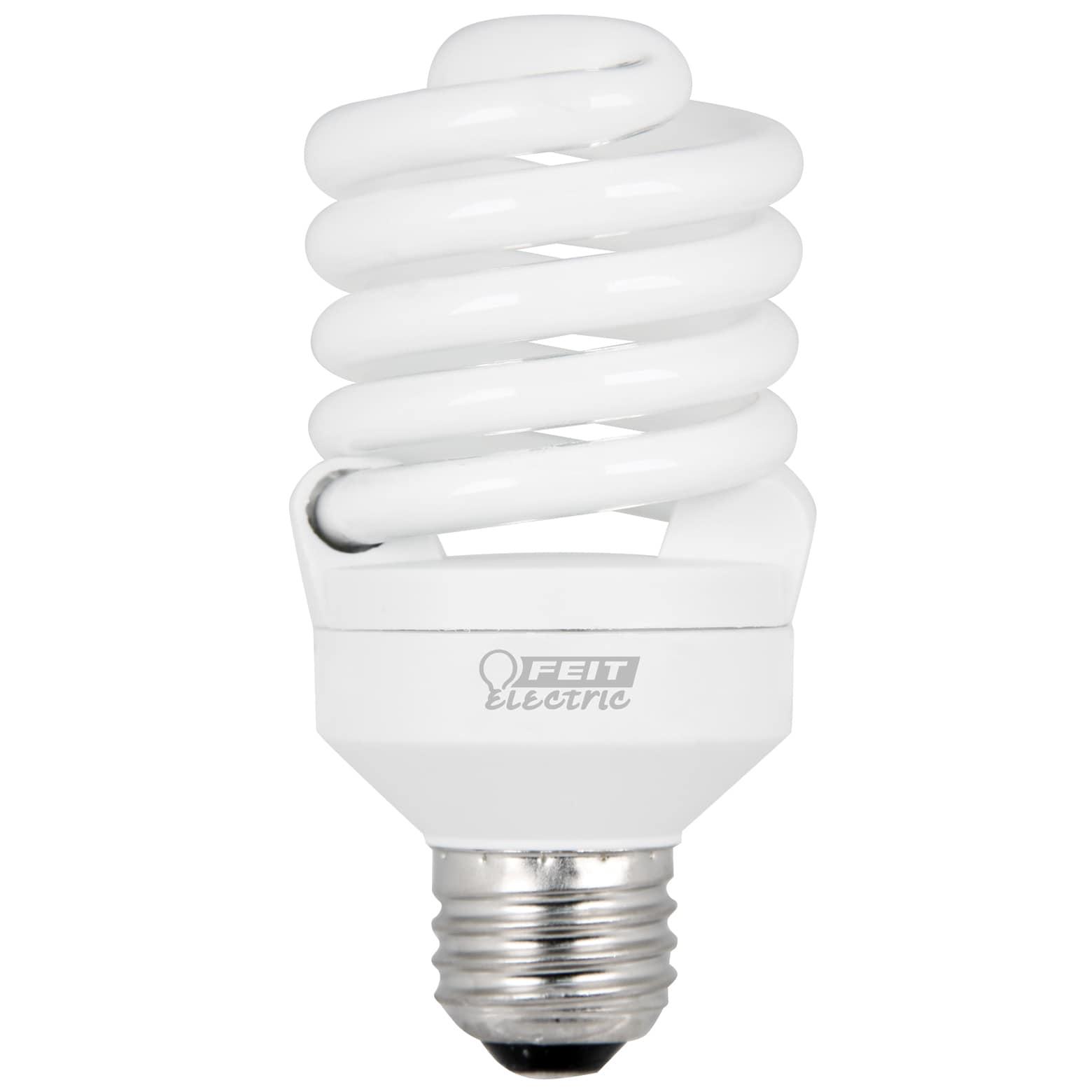 FEIT Electric BPESL23T2D2RP 23 Watt T2 Mini CFL Bulb Pack...