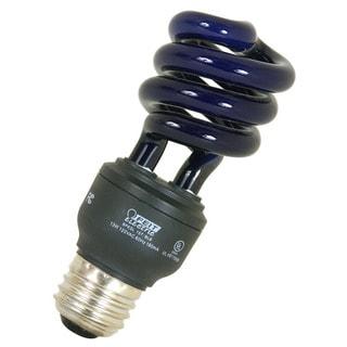Feit Electric BPESL15T/BLB 15 Watt Black Light CFL Spiral Blub