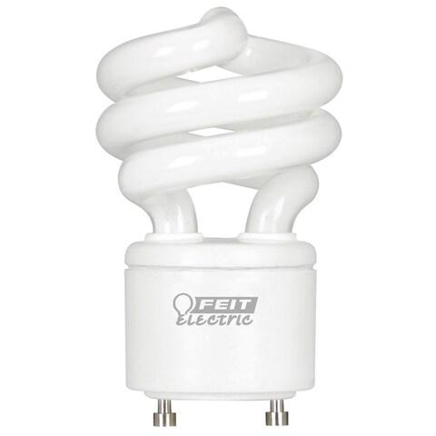 Feit Electric BPESL13TGU24/2 13 Watt GU24 CFL EcoBulb Pack 2-count
