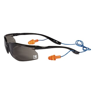 3M 90206-80025H Holmes Workwear Safety Glasses